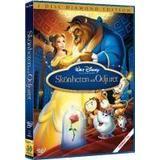 Filmer Skönheten och Odjuret (DVD 1991)