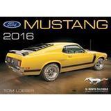 Tom ford böcker Ford Mustang 2016 Calendar (Övrigt format, 2015)