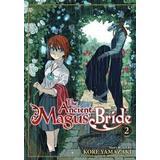 Ancient magus bride Böcker The Ancient Magus' Bride 2 (Pocket, 2015)