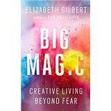 Big magic Böcker Big Magic (Inbunden, 2015)