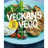 Coop böcker Veckans vego: grön middag på bara 30 minuter (Inbunden, 2015)