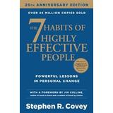The 7 habits of highly effective people Böcker 7 habits of highly effective people (Pocket, 2013)