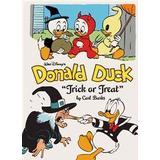 Complete carl barks disney library Böcker Walt Disney's Donald Duck: 'Trick or Treat' (Inbunden, 2015)