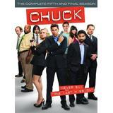 Filmer Chuck - Series 5 - Complete (Svensk Text (DVD)