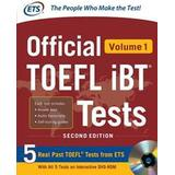 Toefl ibt Böcker Official TOEFL iBT Tests (Pocket, 2015)