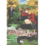 Ancient magus bride Böcker The Ancient Magus' Bride 3 (Pocket, 2015)