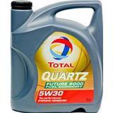 5w 30 5 liter Motortillbehör Total Quartz 9000 Future NFC 5W-30 5L Motorolja