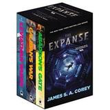 The expanse boxed set Böcker The Expanse Boxed Set: Leviathan Wakes, Caliban's War and Abaddon's Gate (Häftad, 2015)