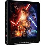 Filmer Star Wars 7: The force awakens - Ltd Steelbook (Blu-Ray 2015)