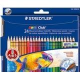 Akvarellpennor Staedtler Noris Club Aquarell Watercolour Pencils