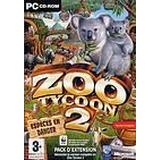 Zoo tycoon 2 pc PC-spel Zoo Tycoon 2 : Endangered Species Expansion