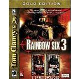 Rainbow six PC-spel Rainbow Six 3 : Gold