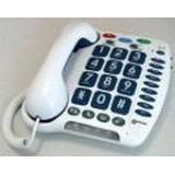 Fast Telefoni Geemarc CL100 White