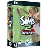 The sims 2 PC-spel The Sims 2: University Expansion