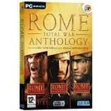 Total war rome PC-spel Rome: Total War Anthology