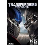 Transformers pc PC-spel Transformers: The Game