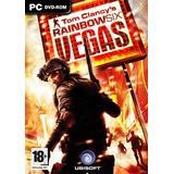 Rainbow six PC-spel Tom Clancy's Rainbow Six: Vegas