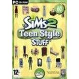 The sims 2 PC-spel Sims 2: Teen Style Stuff