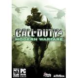 Modern warfare pc PC-spel Call of Duty 4: Modern Warfare