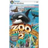 Zoo tycoon 2 pc PC-spel Zoo Tycoon 2: Marine Mania