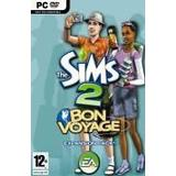 The sims 2 PC-spel The Sims 2: Bon Voyage Expansion