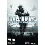 Modern warfare pc PC-spel Call of Duty 4: Modern Warfare (Limited Collector's Edition)