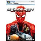 Pc spiderman PC-spel Spider-Man: Web of Shadows