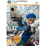 Blazblue PC-spel BlazBlue: Calamity Trigger