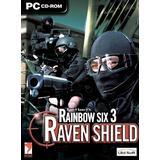 Rainbow six PC-spel Rainbow Six 3: Raven Shield