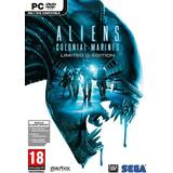 Aliens: colonial marines pc PC-spel Aliens: Colonial Marines - Limited Edition