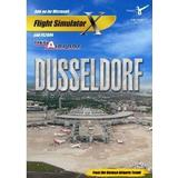 Microsoft flight simulator x PC-spel Microsoft Flight Simulator X & Prepar3D & Microsoft Flight Simulator 2004 Expansion: Mega Airport Dusseldorf