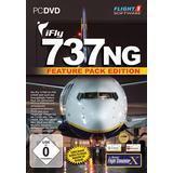Microsoft flight simulator x PC-spel Microsoft Flight Simulator X: iFly 737NG Feature Pack Edition