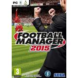Football manager (mac) PC-spel Football Manager 2015