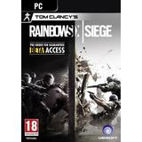 Rainbow six PC-spel Tom Clancy's Rainbow Six: Siege