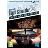 Microsoft flight simulator x PC-spel Microsoft Flight Simulator X: Steam Edition
