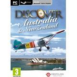 Microsoft flight simulator x PC-spel Microsoft Flight Simulator X & Flight Simulator 2004: Discover Australia & New Zealand