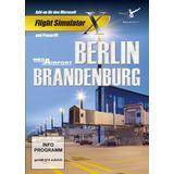 Microsoft flight simulator x PC-spel Microsoft Flight Simulator X & Prepar3D: Mega Airport Berlin-Brandenburg