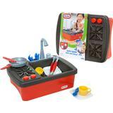 Kitchen Little Tikes Splish Splash Sink And Stove