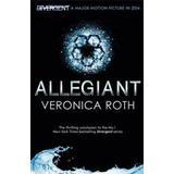 Divergent pocket engelska Böcker Allegiant (III) (Adult edition) (Pocket, 2015)