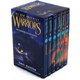 Erin hunter warriors Böcker Warriors The New Prophecy (Pocket, 2015)
