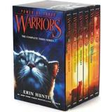 Erin hunter warriors Böcker Warriors Power of Three Box Set (Pocket, 2015)