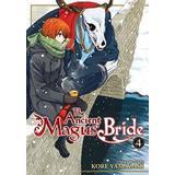 Ancient magus bride Böcker The Ancient Magus' Bride 4 (Pocket, 2016)