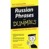 Russian for dummies Böcker Russian Phrases for Dummies (Häftad, 2007)