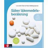 Läkemedelsberäkning Böcker Säker läkemedelsberäkning: dos, styrka, mängd (Danskt band, 2015)