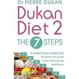 The dukan diet Böcker Dukan diet 2 - the 7 steps (Pocket, 2015)