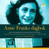 Anne franks dagbok Anne Franks dagbok (Ljudbok nedladdning, 2014)
