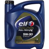 5w 30 elf Biltillbehör Elf Evolution Full-Tech FE 5W-30 5L Motorolja