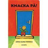 Anna clara tidholm Böcker Knacka på! (Board book, 2016)