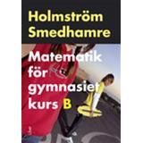 Martin holmström Böcker Matematik för gymnasiet kurs B (Häftad, 2008)