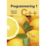 C programmering Böcker Programmering 1 C++ (Spiral, 2012)